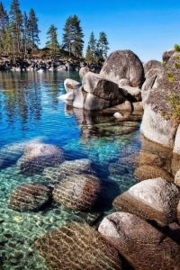 Lake Tahoe USA